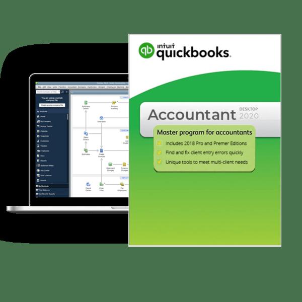 QuickBooks Accountant