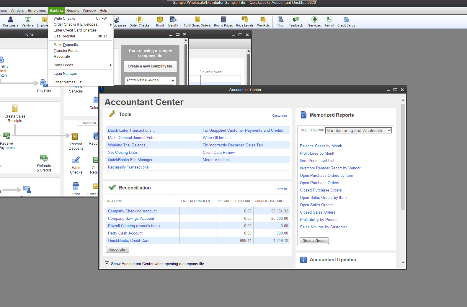 banking reconciliations in quickbooks desktop can be undone, as long as it finds previous reconciles having been completed. If not, then it will flag there weren't any previous reconciliations to be found. As always make a backup of your quickbooks company file before doing any reconciliation or unreconciliation.