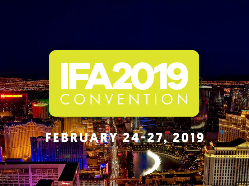 Another successful IFA Convention is on the books. Our team had a fantastic time in Las Vegas catching up with old friends, seeing clients, and making new connections with franchisors. We truly appreciate the relationships we have made over the years as members of IFA and are looking forward to what's to come in 2019! From standardized bookkeeping services and top of the line QuickBooks help to a recurring invoice, payment and collections solution that makes collecting royalties a breeze, Out Of The Box Technology is here for your franchise! Contact us today!