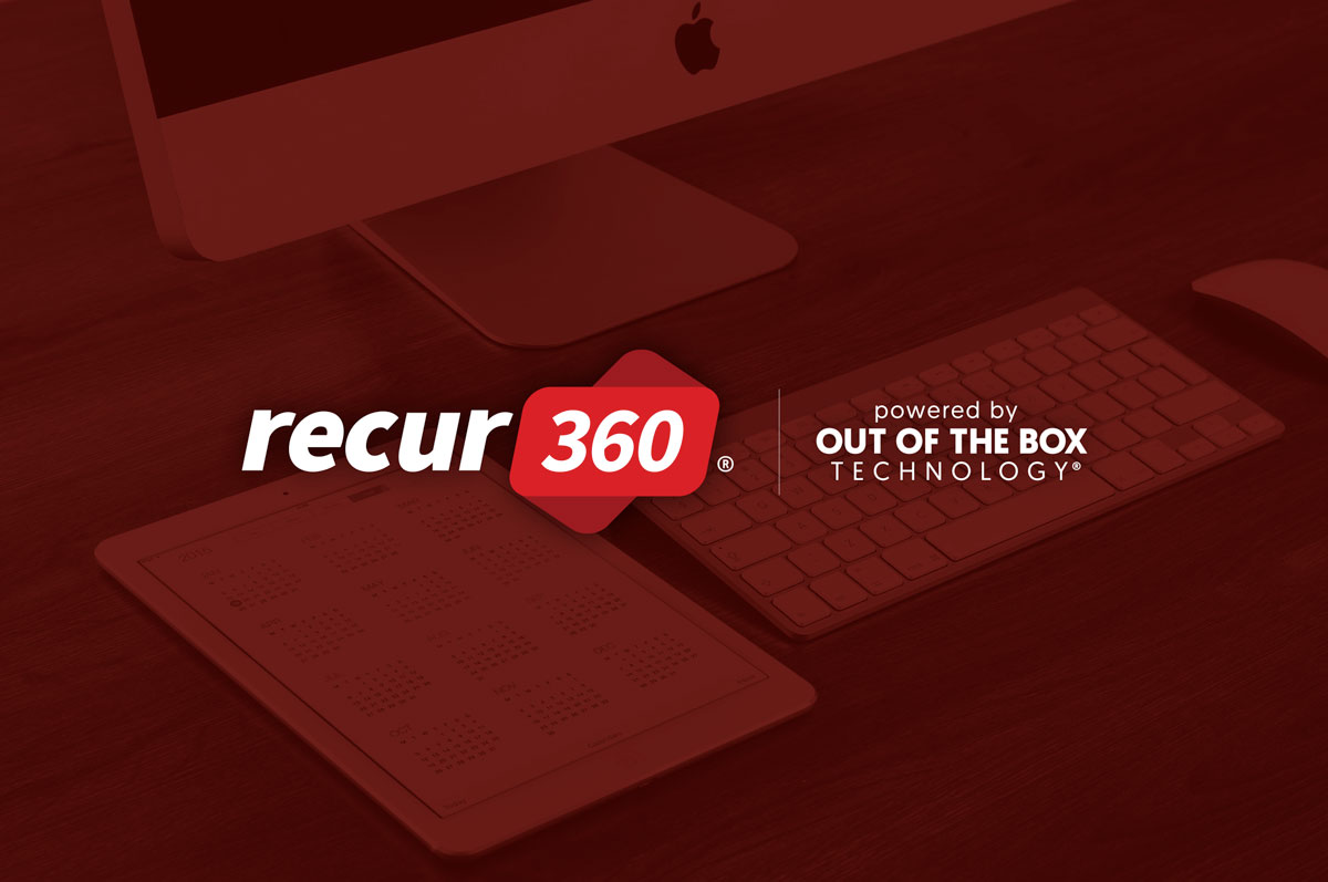recur360 strieves to be on top of trends in the industry - by testing features to be adopted in later releases