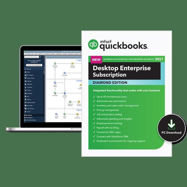 QuickBooks Enterprise Diamond Edition